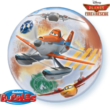 Disney Planes Fire & Rescue Bubble Balloon